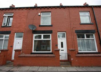 Thumbnail 2 bed terraced house for sale in Longworth Street, Tonge Fold, Bolton