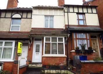 3 bed terraced house for sale in Mount Street, Redditch B98
