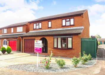Thumbnail 4 bed detached house for sale in Fairfax Way, March