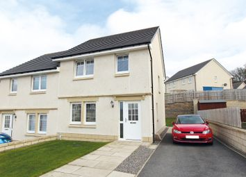Thumbnail 3 bedroom semi-detached house for sale in Orchid Avenue, Culduthel, Inverness