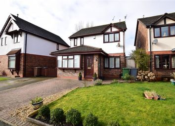 Thumbnail 3 bed detached house to rent in Castleheath Close, Wirral, Merseyside