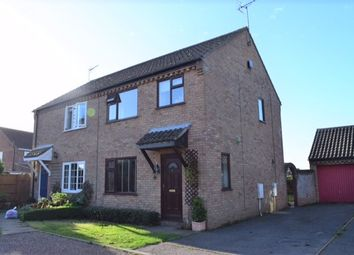 Thumbnail 3 bed semi-detached house for sale in Barn Close, Reydon, Southwold