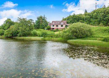 Thumbnail 4 bed detached house for sale in Treshnish, Glenmore Road, Oban, Argyllshire