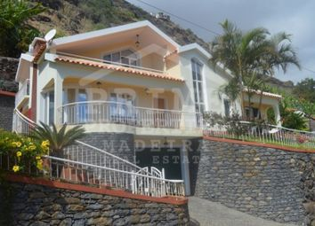 Thumbnail 3 bed detached house for sale in Ribeira Brava, Ribeira Brava, Ilha Da Madeira