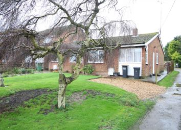 Thumbnail 2 bed bungalow to rent in Wellhead Road, Totternhoe, Dunstable