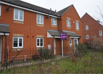 Thumbnail 2 bed terraced house for sale in Eden Close, Hilton
