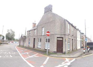Thumbnail End terrace house for sale in Madoc Street, Porthmadog, Gwynedd