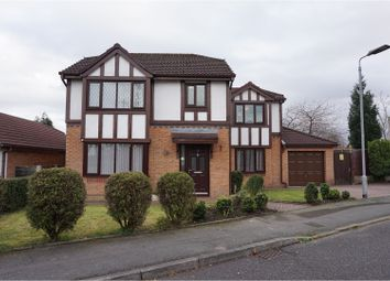 Thumbnail 4 bed detached house for sale in Penrice Close, Radcliffe