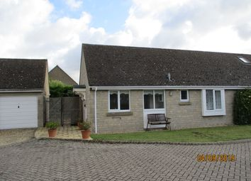 Thumbnail 2 bed semi-detached bungalow to rent in Chapel Close, Kempsford, Fairford