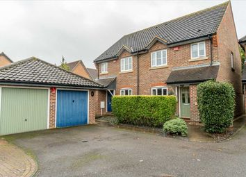 Thumbnail 3 bed semi-detached house for sale in Wood Lane, Kingsnorth, Ashford, Kent