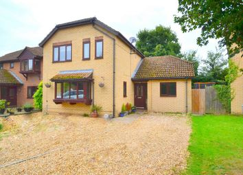 Thumbnail 4 bed detached house for sale in Rectory Leys, Offord Darcy, St Neots, Cambridgeshire