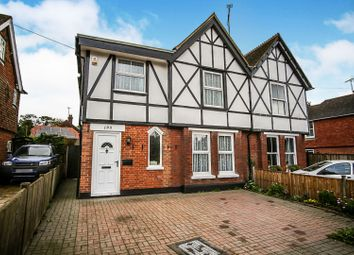 Thumbnail 3 bed semi-detached house for sale in Faversham Road, Ashford