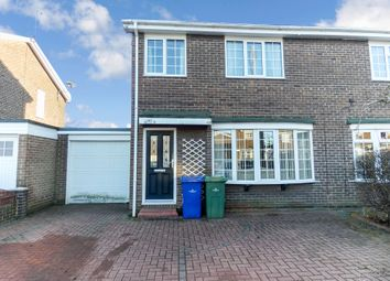 Thumbnail 3 bed semi-detached house for sale in Chester Grove, Blyth