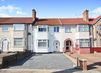 Thumbnail 4 bedroom terraced house for sale in Cambridge Avenue, Greenford