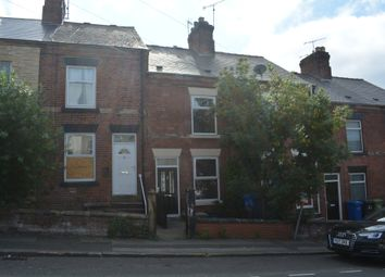 3 bed terraced house for sale in Rutland Road, Chesterfield, Derbyshire S40