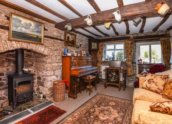 Thumbnail 3 bed detached house for sale in Norton Presteigne, Powys