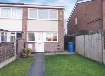 Thumbnail 2 bed end terrace house for sale in Nicola Gardens, Littleover, Derby
