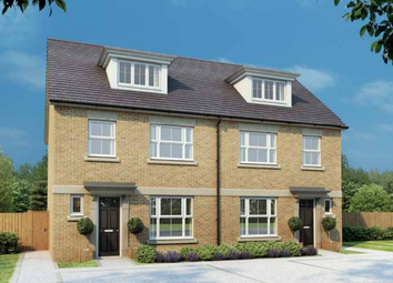 Thumbnail 4 bed semi-detached house for sale in St Andrew's Place At Southbank, Papyrus Villas, Newton Kyme, North Yorkshire