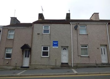 Thumbnail 2 bed terraced house for sale in Kingsland Road, Holyhead, Sir Ynys Mon