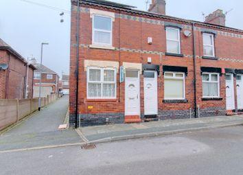 Thumbnail 2 bed terraced house for sale in Mulgrave Street, Cobridge, Stoke-On-Trent