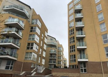 Thumbnail 1 bed flat for sale in Water Gardens Square, London