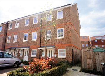 Thumbnail 4 bed terraced house for sale in Eden Road, Sevenoaks
