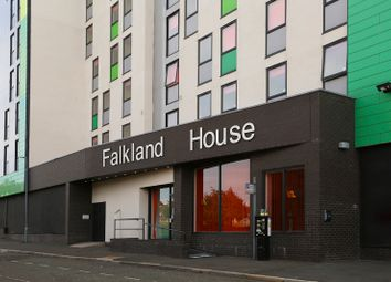 Thumbnail 1 bed flat for sale in Falkland House Falkland Street, Liverpool
