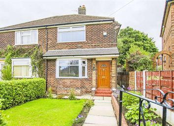 Thumbnail 2 bed semi-detached house for sale in Kestrel Avenue, Clifton, Swinton, Manchester