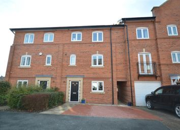4 bed terraced house for sale in Waters Edge, Warrington WA4