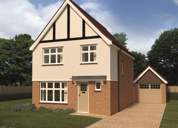 Thumbnail 3 bedroom detached house for sale in Parc Plymouth At Plasdŵr, Clos Parc Radur, Cardiff
