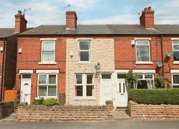 Thumbnail 2 bed terraced house for sale in Crossman Street, Sherwood, Nottingham