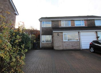 Thumbnail 3 bed semi-detached house for sale in Arden Close, Glossop