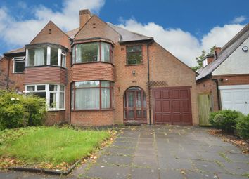Thumbnail 3 bed semi-detached house for sale in Ferndale Road, Hall Green, Birmingham