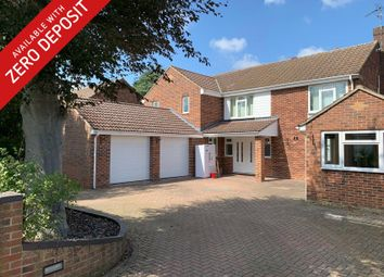 Thumbnail 5 bedroom property to rent in Oak Avenue, South Wootton, King's Lynn