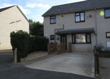 Thumbnail 3 bed end terrace house for sale in 173 Lon Dolafon, Vaynor, Newtown, Powys