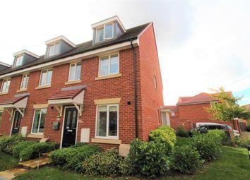 3 bed end terrace house for sale in Firecracker Drive, Locks Heath, Southampton SO31