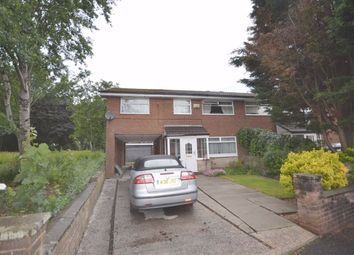Thumbnail 5 bed semi-detached house for sale in Normandy Crescent, Manchester