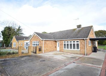 Thumbnail 5 bed detached bungalow for sale in Weeley Road, Little Clacton, Clacton-On-Sea
