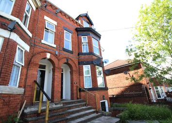 Thumbnail 1 bed flat to rent in Station Road, Crumpsall, Manchester