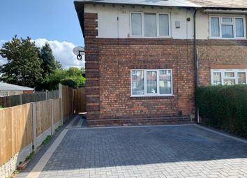 3 bed semi-detached house to rent in Nailstone Crescent, Birmingham B27