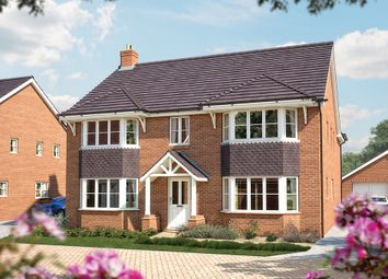 "Thumbnail 5 bed detached house for sale in ""The Ascot"" at Ongar"