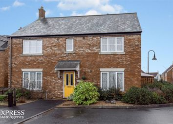 Thumbnail 4 bed detached house for sale in Walkers Drive, Weston-Super-Mare, Somerset
