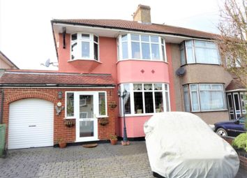 Thumbnail 3 bed semi-detached house for sale in Luddesdon Road, Bexleyheath/Pantiles Boarders, Kent