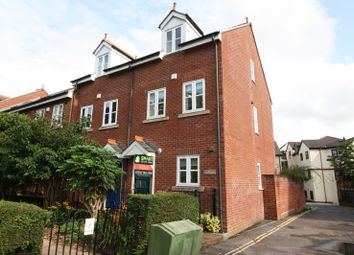Thumbnail 4 bed end terrace house to rent in Priory Gardens, Friernhay Street, Exeter