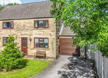 Thumbnail 2 bedroom semi-detached house for sale in Moor Lane, Kirk Ireton, Ashbourne