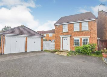 4 bed detached house for sale in Murby Way, Thorpe Astley, Leicester, Leicestershire LE3