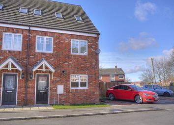 Thumbnail 3 bed terraced house for sale in The Chase, Bedlington