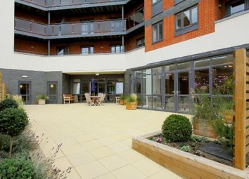 Thumbnail 2 bed flat for sale in Chantry Lodge, Andover