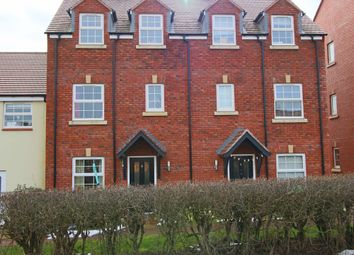 Thumbnail 4 bed town house for sale in Dymock Red Walk, Holmer, Hereford