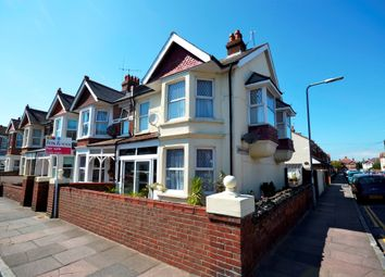 Thumbnail 4 bed end terrace house for sale in Whitley Road, Eastbourne